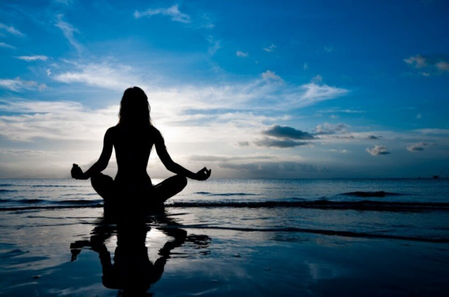 Tranquility in Yoga