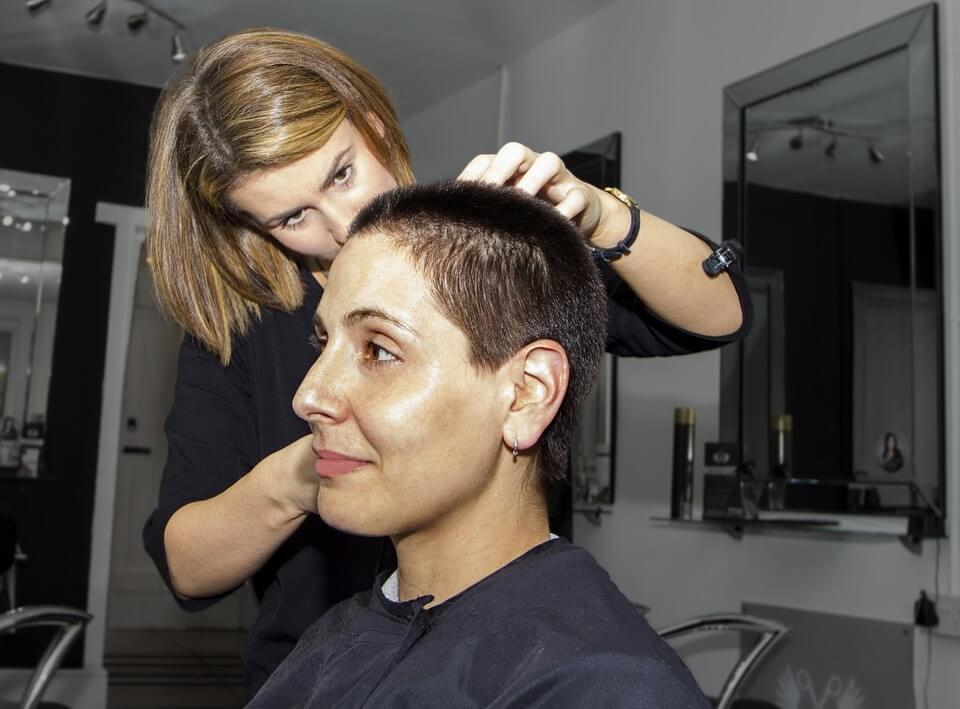 Care Hairdresser Salon Haircut Hairstyle Hair