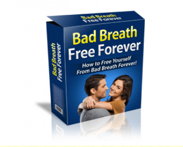 Bad Breath Free Forever Review: Smell Better Wherever You Go?