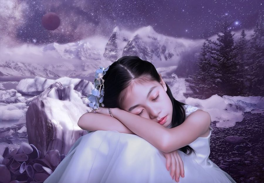 Experience peace with lucid dreaming