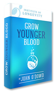 Grow Younger Blood - the book