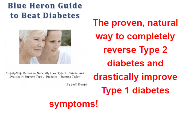 Blue Heron Guide to Beat Diabetes