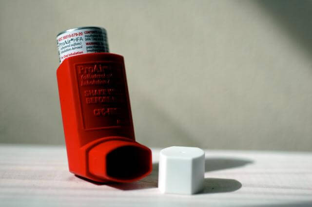 Tethered to your inhaler