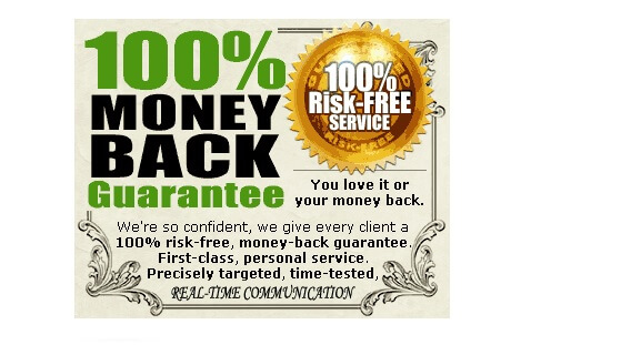 Money back Garantee