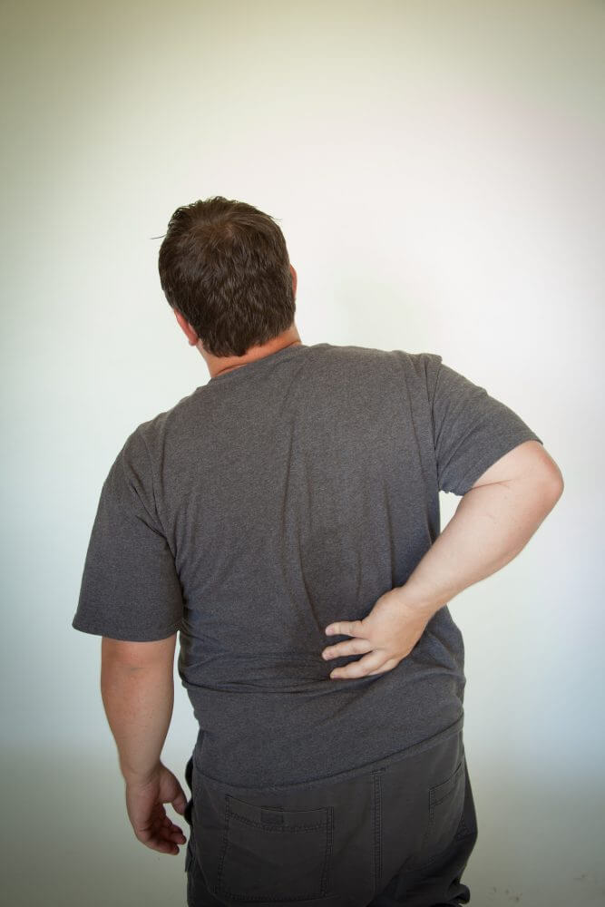 Painful back pain
