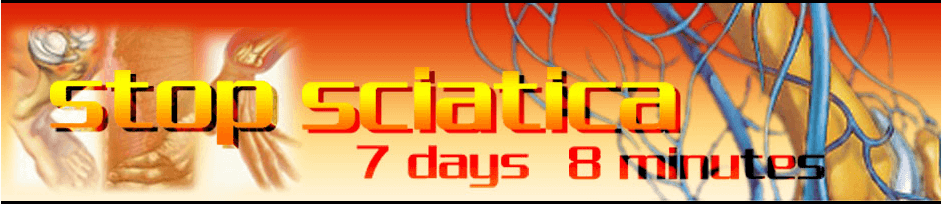 Treat sciatica now in 7 days