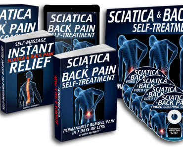 Sciatica & Back Pain Self-Treatment Review: A Cure For Sciatica?