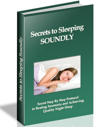 Secrets to Sleeping Soundly