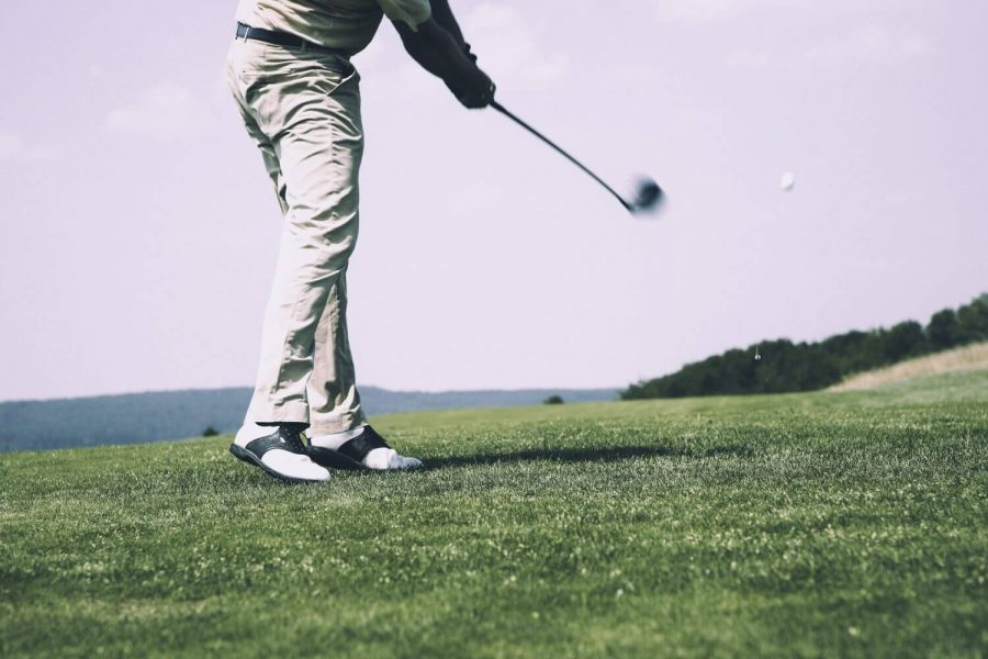 how to hit the ball straight and long