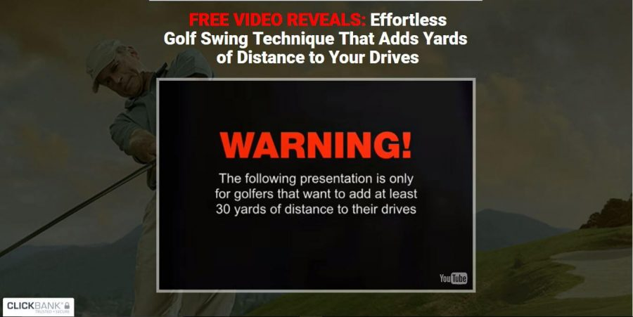 Monster Golf Swing guide for becoming pro in golf
