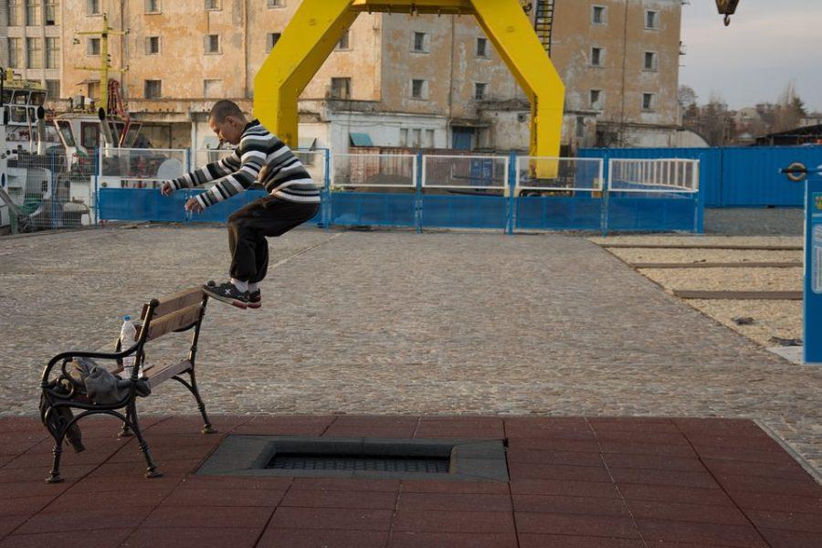 jump training by chris barnard