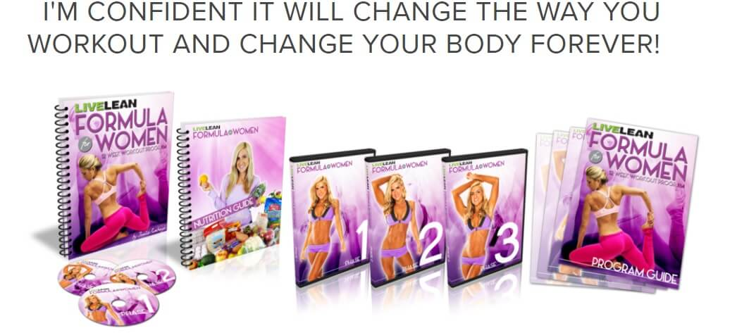 Product range offered by Live lean formula for women