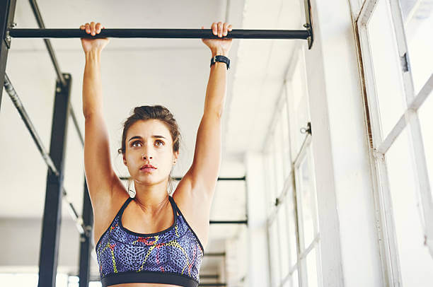 what makes pull ups difficult for women?