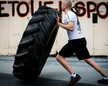 Turbulence Training Boot Camp Games make exercising fun.