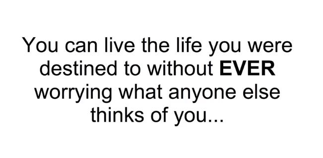 living life - screenshot