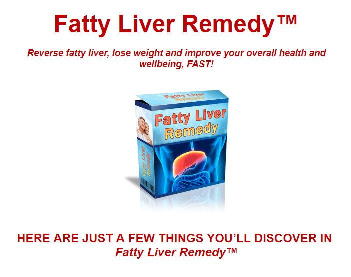 The Fatty Liver Remedy!