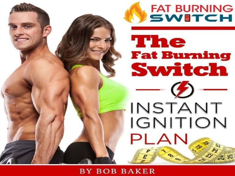 Switch on your fat burning with Fat Burning Switch