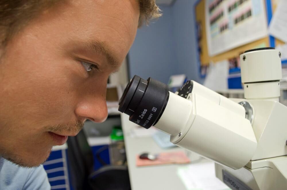 Man-Microscope