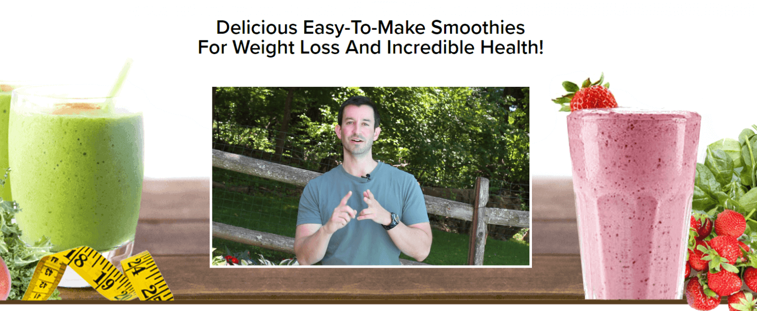 Delicious Easy-To-Make Smoothies For Weight Loss And Incredible Health!