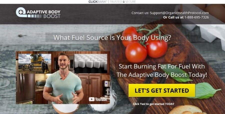 Change your body's fuel today