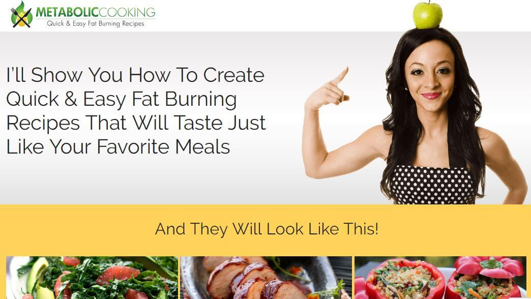 website metabolic cooking