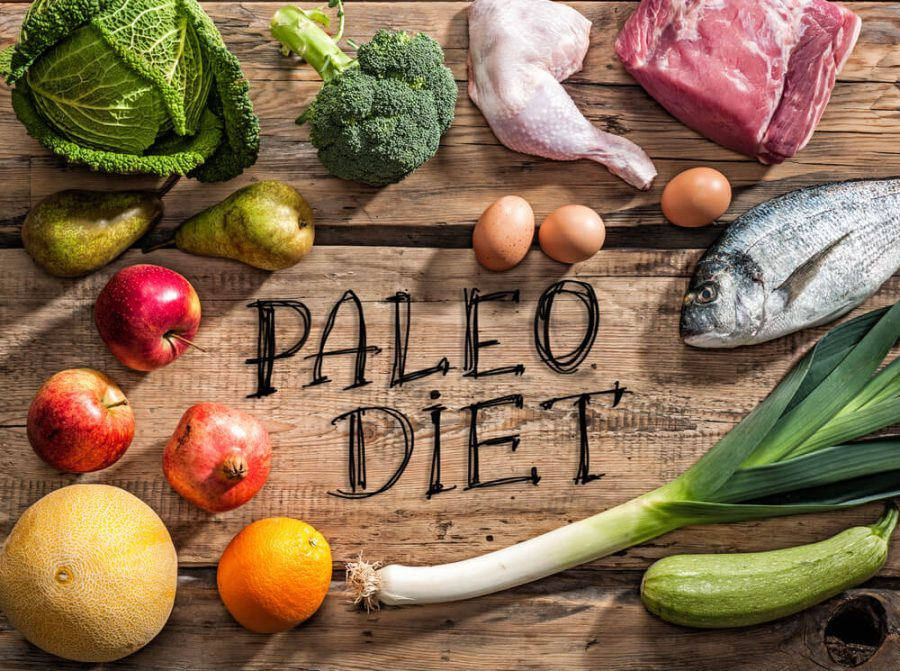 products for Paleo diet