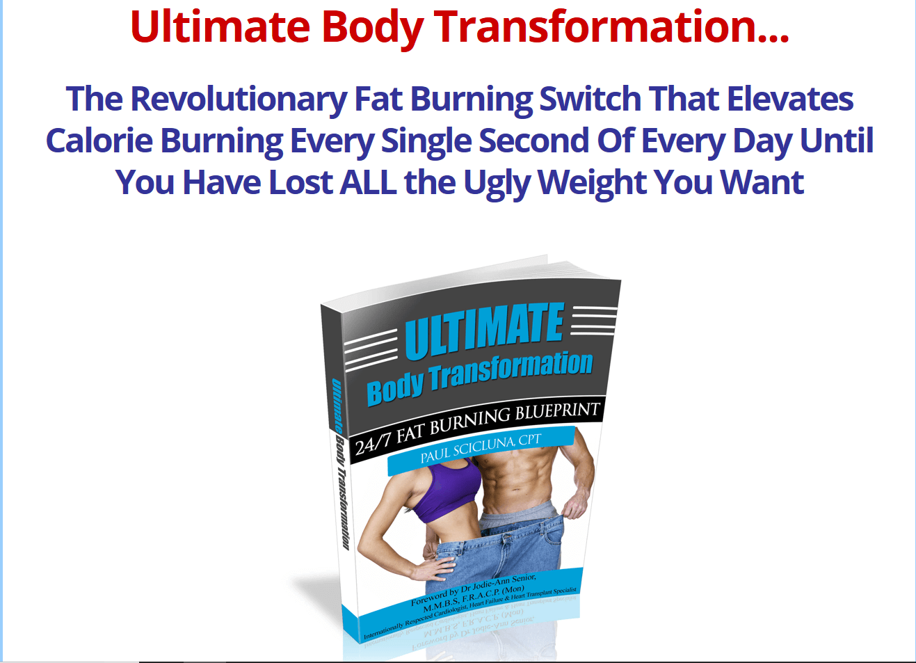 ultimate body transformation