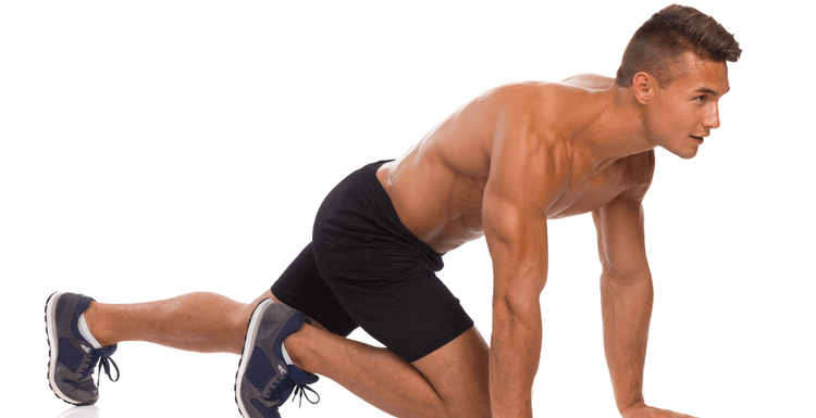 simple workouts that are part of the program